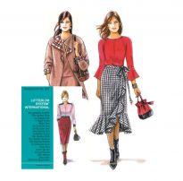 Sewing patterns - Magazine N°307
