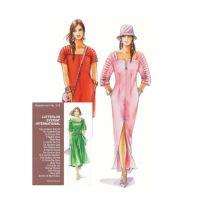 Sewing patterns - Magazine N°318