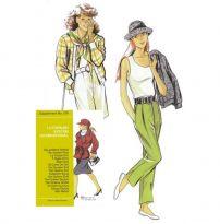 Sewings pattern - Magazine N°218