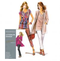 Sewing pattern - Classic collection N°34