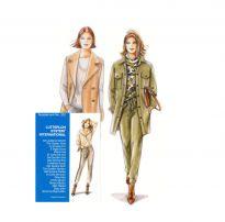 Sewing patterns - Magazine N°322