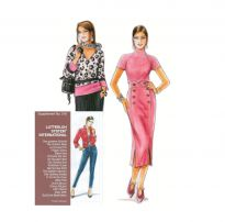 Sewing patterns - Magazine N°316