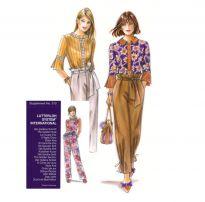 Sewing patterns - Magazine N°310