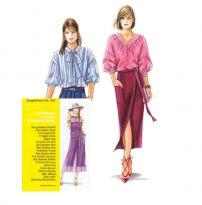 Sewing patterns - Magazine N°302