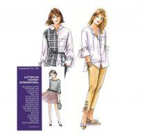 Sewing patterns - Magazine N°308