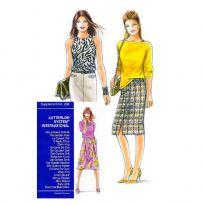Sewing patterns - Magazine N°296