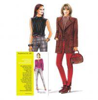 Sewing patterns - Magazine N°286