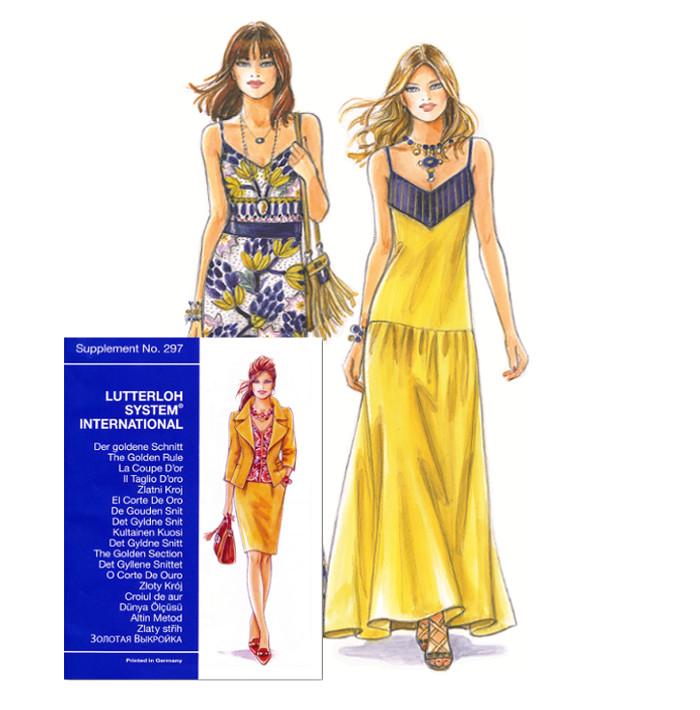 Sewing patterns - Magazine N°297