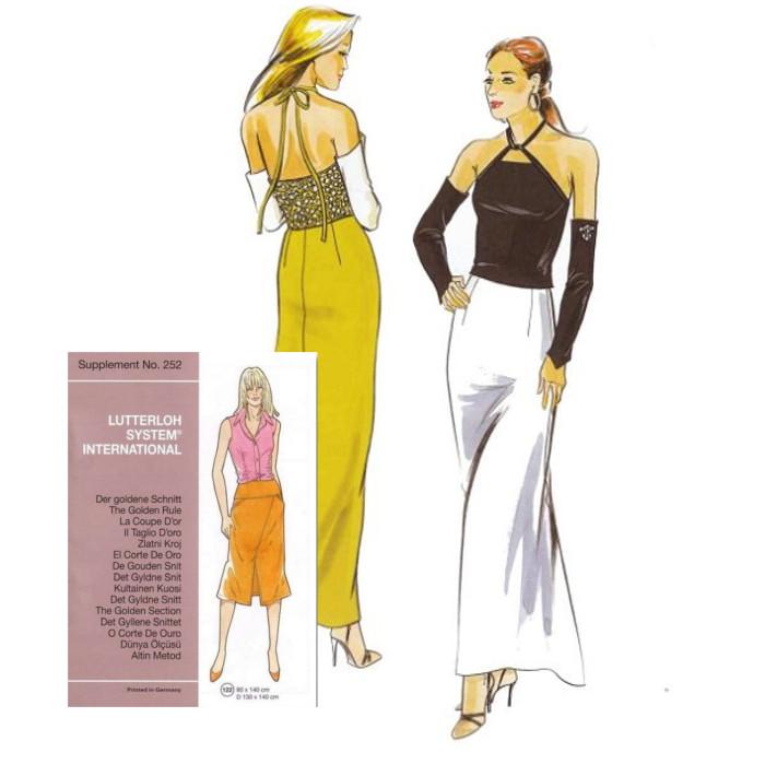 Sewing patterns - Magazine N°252
