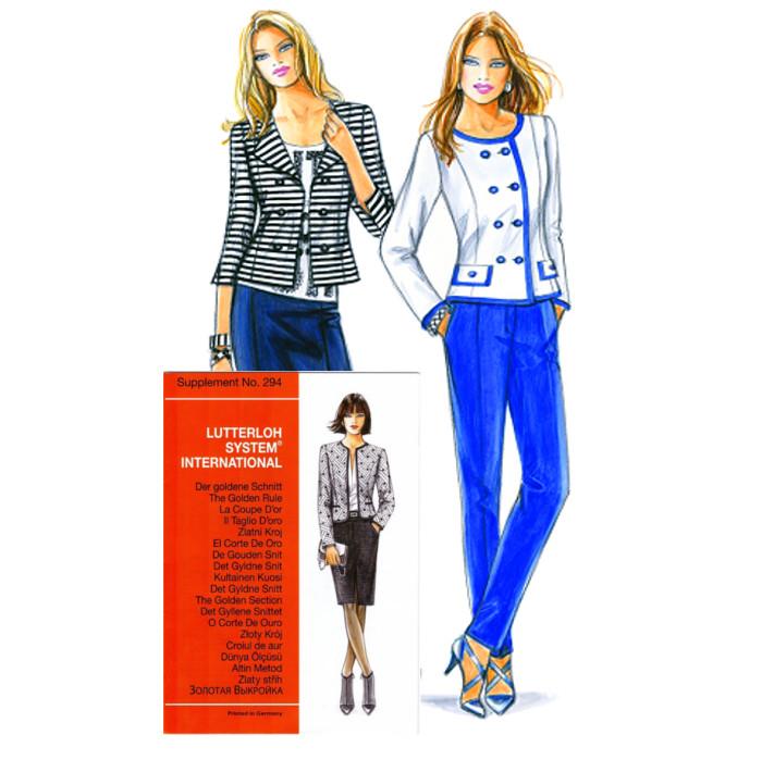 Sewing patterns - Magazine N°294