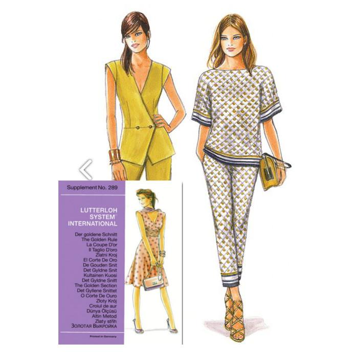 Sewing patterns - Magazine N°289