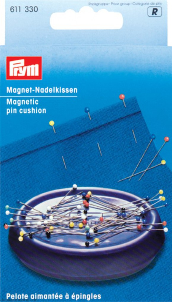 PRYM Magnetic Pin Cushion