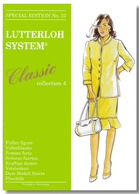Sewing pattern - Classic collection N°32