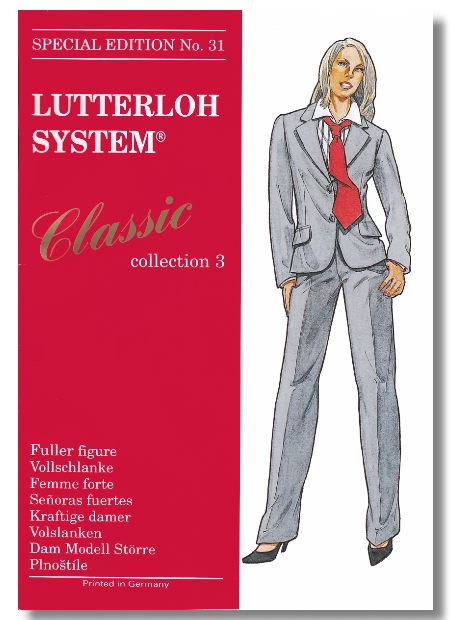 Sewing pattern - Classic collection N°31